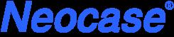 Neocase logo blue